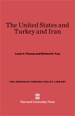 Cover: The United States and Turkey and Iran