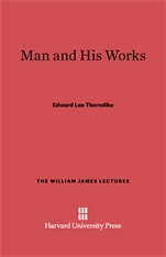 Cover: Man and His Works