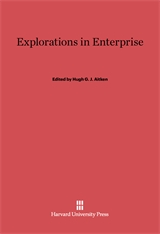 Cover: Explorations in Enterprise