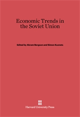 Cover: Economic Trends in the Soviet Union