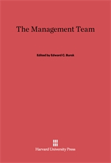 Cover: The Management Team