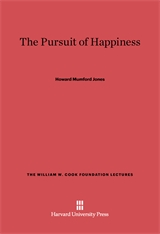 Cover: The Pursuit of Happiness