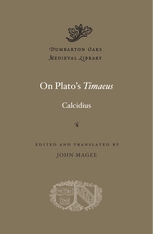 Cover: On Plato's <i>Timaeus</i>