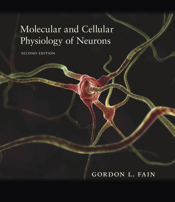 Cover: Molecular and Cellular Physiology of Neurons, Second Edition, from Harvard University Press