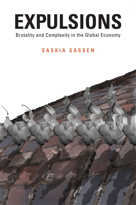 Cover: Expulsions: Brutality and Complexity in the Global Economy, from Harvard University Press