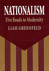 Cover: Nationalism: Five Roads to Modernity