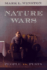 Cover: Nature Wars in PAPERBACK