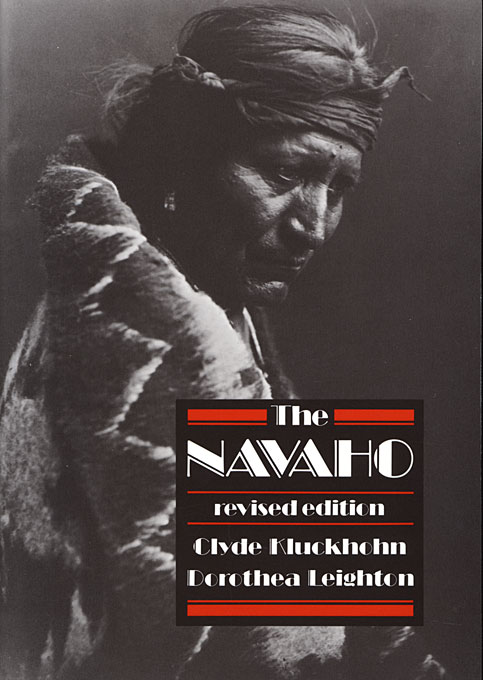 Cover: The Navaho: Revised Edition, from Harvard University Press