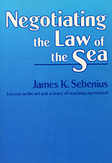 Cover: Negotiating the Law of the Sea