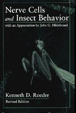 Cover: Nerve Cells and Insect Behavior: With an Appreciation by John G. Hildebrand, Revised edition