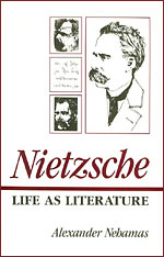 Cover: Nietzsche: Life as Literature