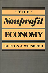 Cover: The Nonprofit Economy in PAPERBACK