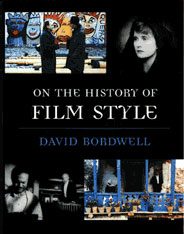 Cover: On the History of Film Style in PAPERBACK