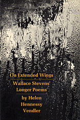 Cover: On Extended Wings: Wallace Stevens' Longer Poems
