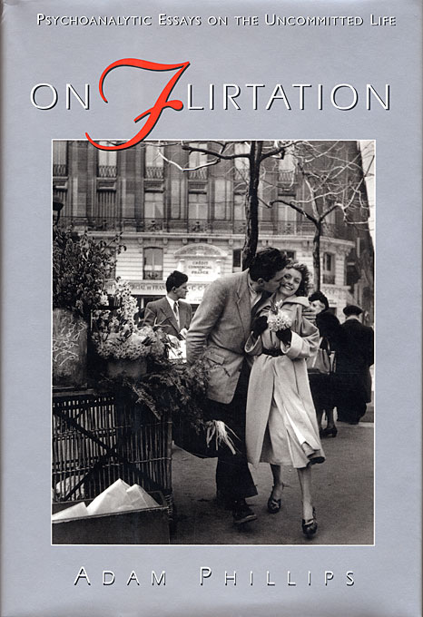 Cover: On Flirtation, from Harvard University Press