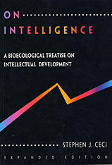 Cover: On Intelligence in PAPERBACK