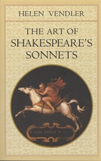 Cover: The Art of Shakespeare's Sonnets in PAPERBACK