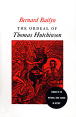 Cover: The Ordeal of Thomas Hutchinson
