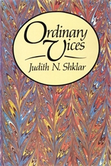 Cover: Ordinary Vices in PAPERBACK