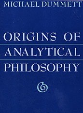 Cover: Origins of Analytical Philosophy in PAPERBACK