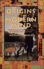 Cover: Origins of the Modern Mind in PAPERBACK