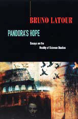Cover: Pandora's Hope: Essays on the Reality of Science Studies