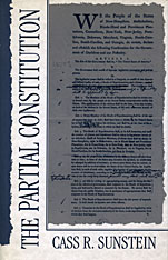 Cover: The Partial Constitution