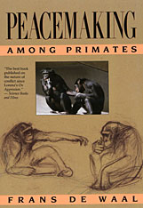 Cover: Peacemaking among Primates