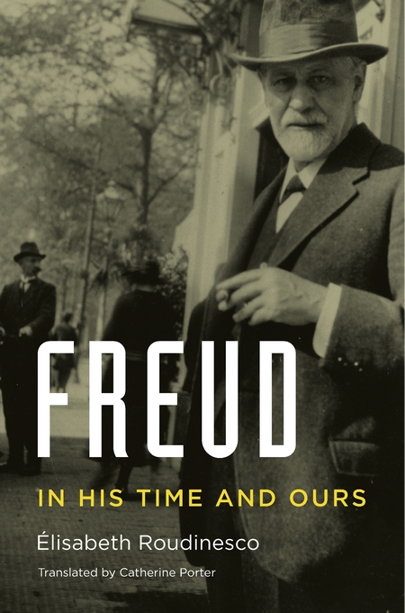 Cover: Freud: In His Time and Ours, from Harvard University Press