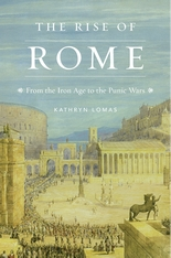 Cover: The Rise of Rome in HARDCOVER