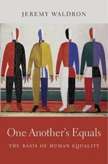 Cover: One Another's Equals in HARDCOVER