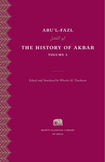 Cover: The History of Akbar, Volume 3