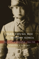Cover: Park Chung Hee and Modern Korea in HARDCOVER