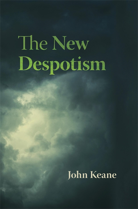 Cover: The New Despotism, from Harvard University Press