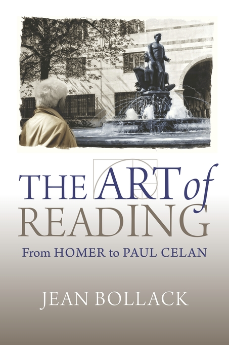 Cover: The Art of Reading: From Homer to Paul Celan, from Harvard University Press