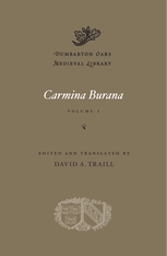Cover: Carmina Burana, Volume I in HARDCOVER