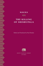 Cover: The Killing of Shishupala in HARDCOVER