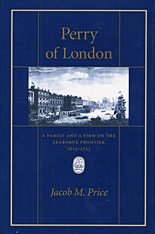 Cover: Perry of London in HARDCOVER
