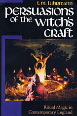 Cover: Persuasions of the Witch's Craft in PAPERBACK