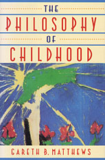Cover: The Philosophy of Childhood
