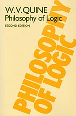 Cover: Philosophy of Logic: Second Edition