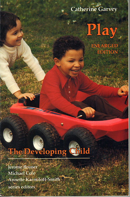 Cover: Play: Enlarged Edition, from Harvard University Press