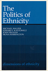 Cover: The Politics of Ethnicity