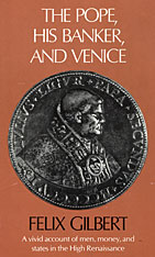 Cover: The Pope, His Banker, and Venice