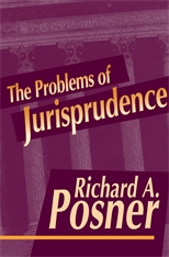 Cover: The Problems of Jurisprudence in PAPERBACK