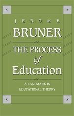 Cover: The Process of Education in PAPERBACK