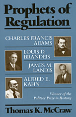 Cover: Prophets of Regulation in PAPERBACK
