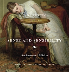 Cover: Sense and Sensibility: An Annotated Edition