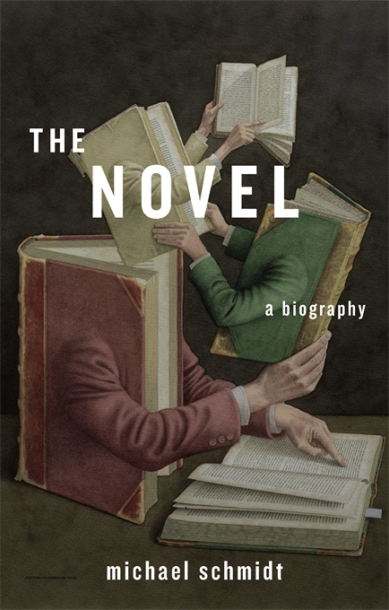Cover: The Novel: A Biography, from Harvard University Press
