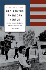Cover: Reclaiming American Virtue in HARDCOVER